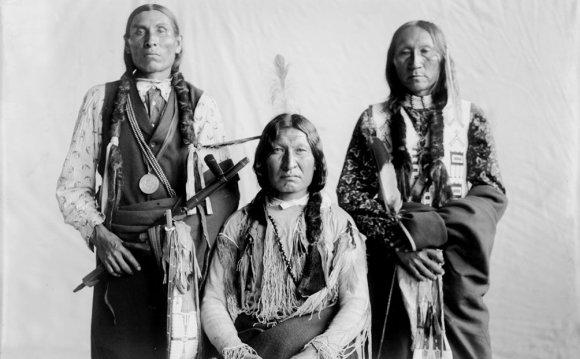 Cheyenne Indians: Henry Roman