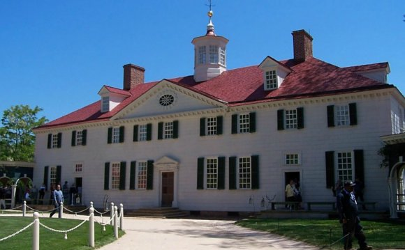 Historical, Virginia