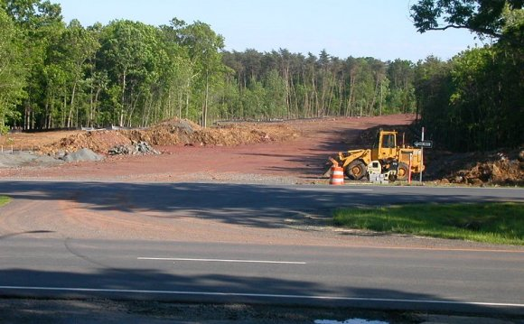 Reshaping the landscape in