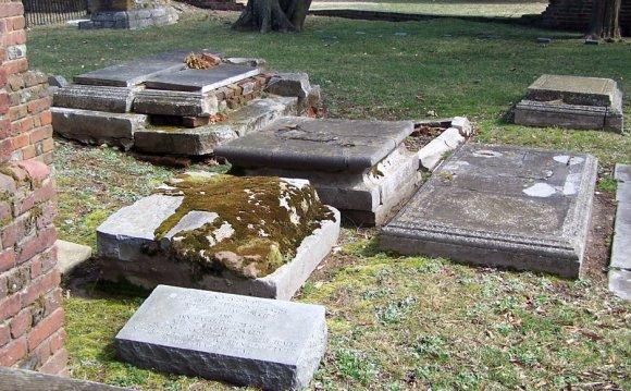 Jamestown Church Cemetery