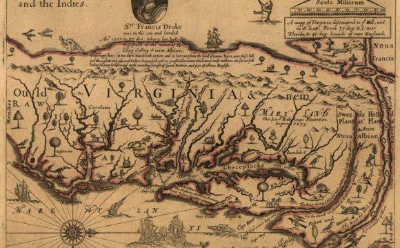 John Farrer s 1667 map