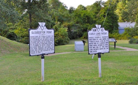 PARK: Virginia Historical