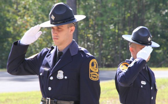 Va. State Police dedicates