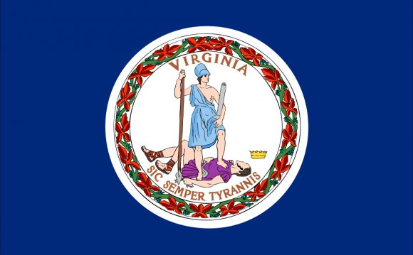 Virginia: Flags - Emblems