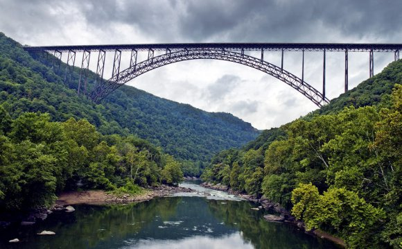 Bridge-in-west-virginia