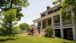 Appomattox Courthouse nationwide Historical Park