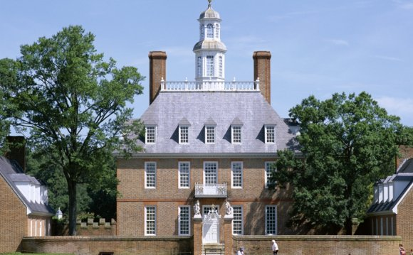 Williamsburg Virginia History