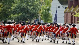 Colonial Williamsburg. Picture by Joshua T. Moore