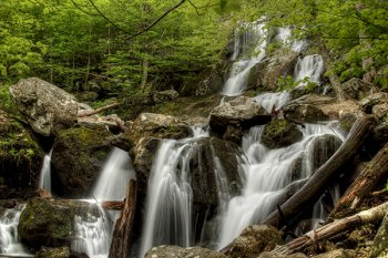 deep Hollow Falls