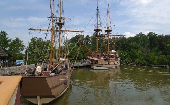 Jamestown Virginia settlement History