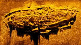 Rare Civil War-Era Shipwreck found off the Coast of North Carolina