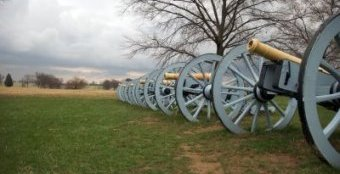 rev war artillery