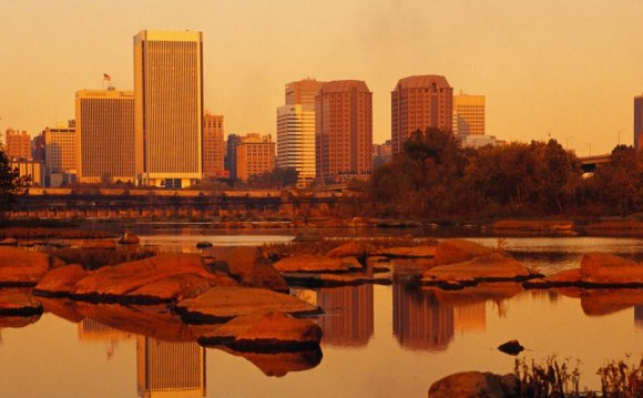 Richmond Virginia History