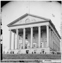 The Confederate Capital Building