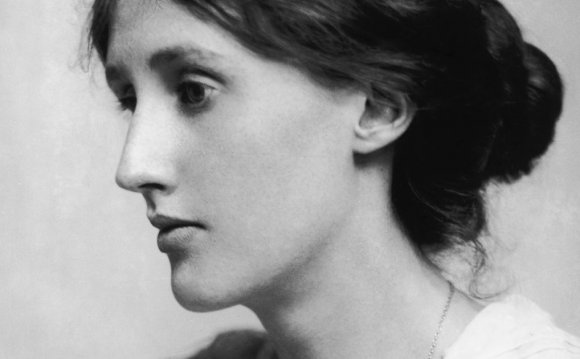 Virginia Woolf History