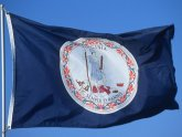 What is the State flag of Virginia?