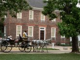 Who founded Colonial Virginia?