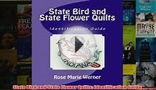 Download PDF State Bird and State Flower Quilts