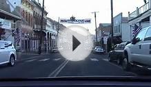 Virginia City Nevada from the Car | History in Motion
