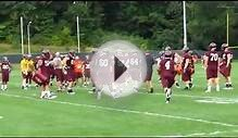 Virginia Tech running backs, first practice 2012