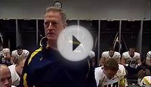 West Virginia Head Coach Bill Stewart - Leave No Doubt Speech