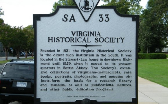 Virginia Historical Society (Richmond)